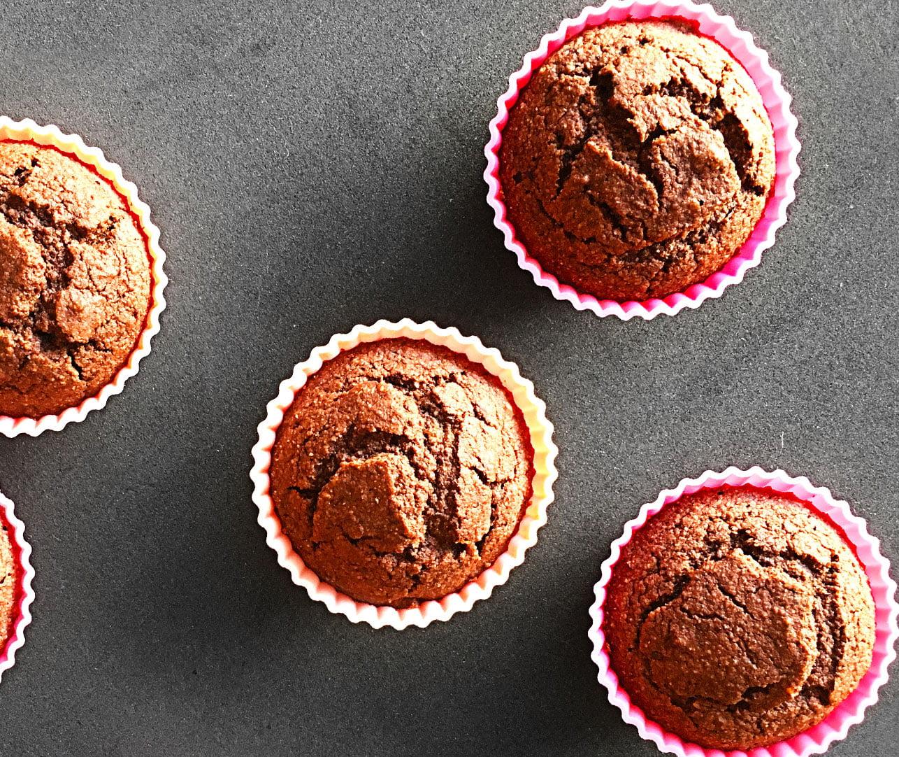 super-fluffy-chocolate-muffins