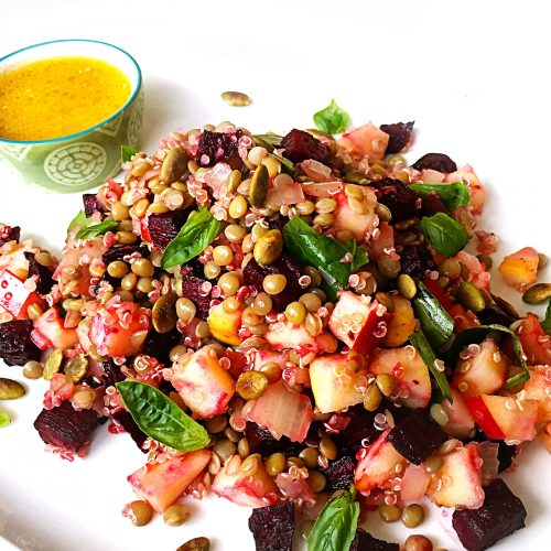 lentil-roasted-beetroot-and-apple-the-perfect-fall-salad