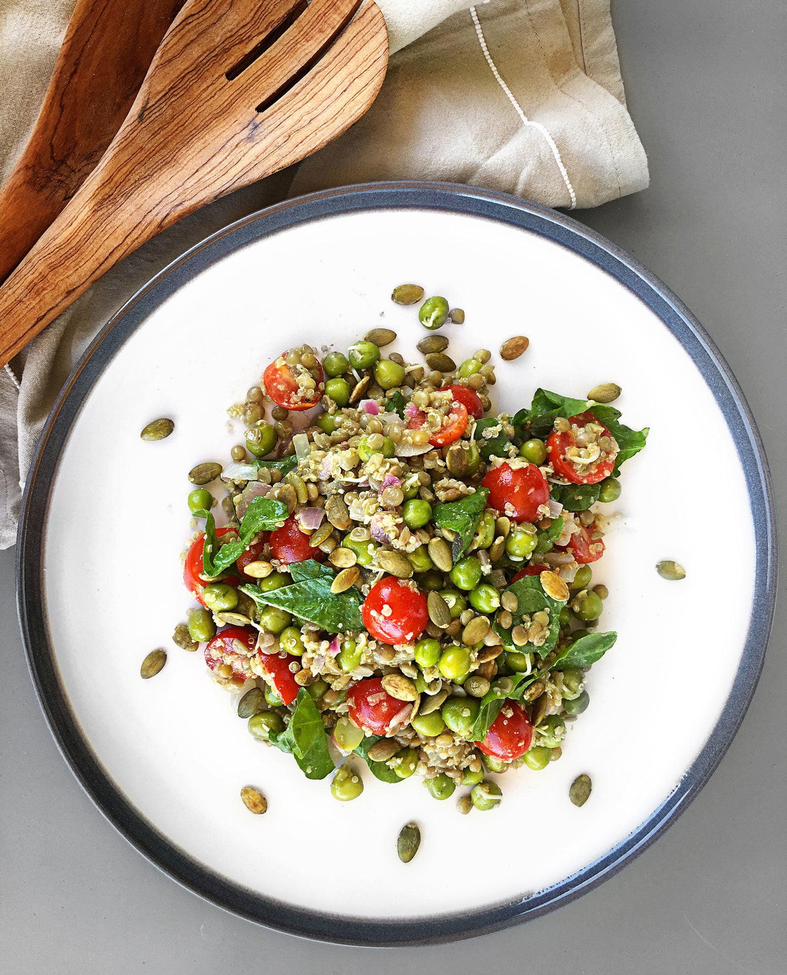 protein-packed-vegan-salad